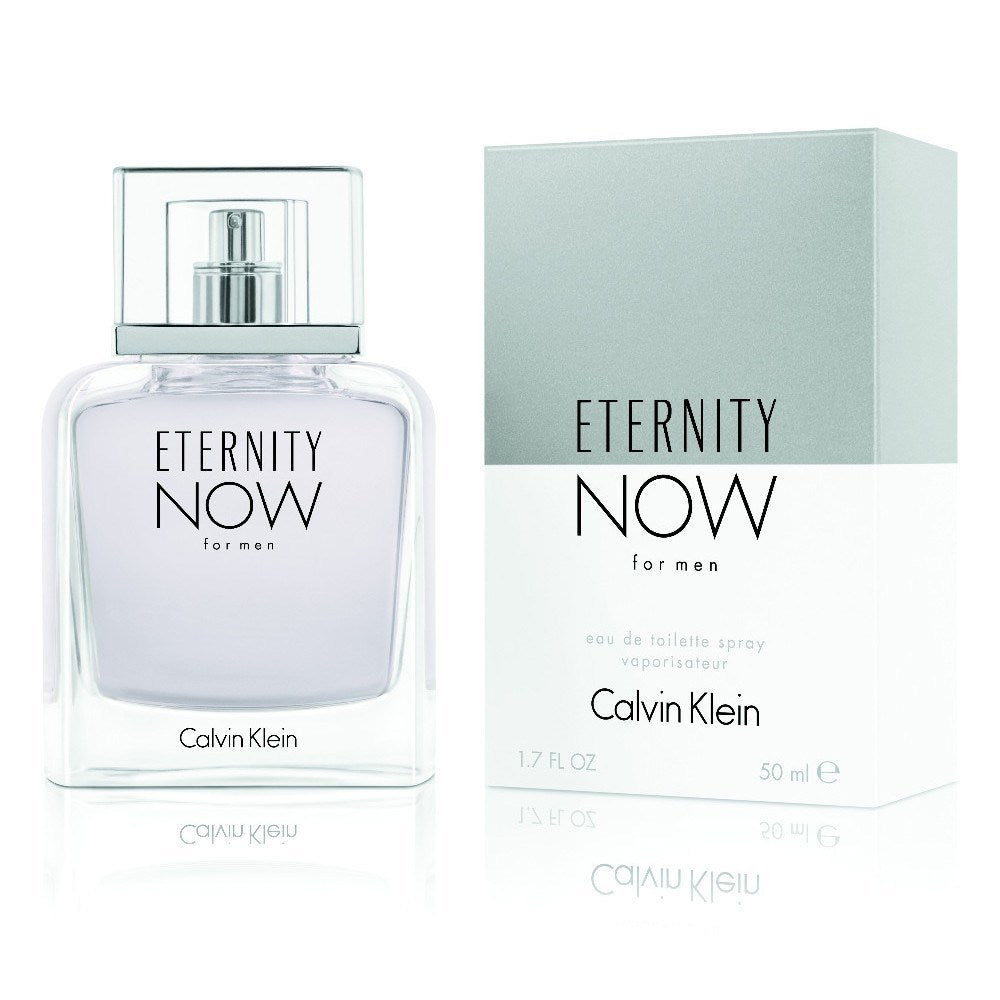 MENS FRAGRANCES - Eternity Now 3.4 Oz EDT For Men