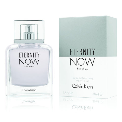 Eternity Now 3.4 oz EDT for men