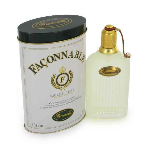 Faconnable 3.4 oz EDT for men