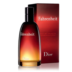 MENS FRAGRANCES - Fahrenheit 3.4 Oz EDT For Men