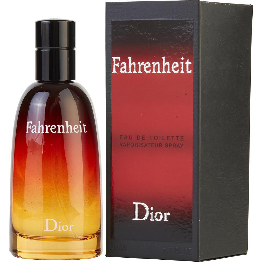 MENS FRAGRANCES - Fahrenheit 6.7 Oz EDT For Men