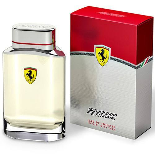 MENS FRAGRANCES - Ferrari Scuderia 4.2 Oz EDT For Men