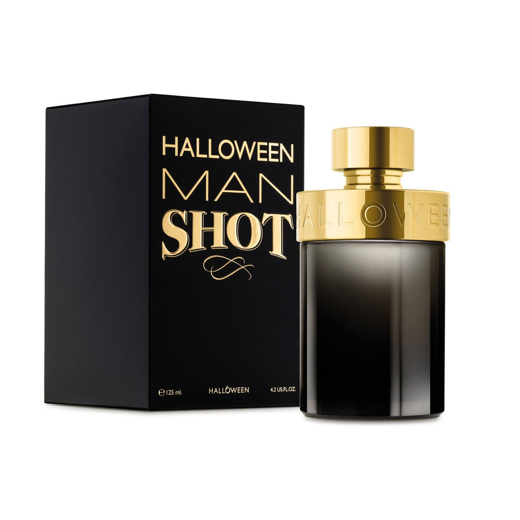 MENS FRAGRANCES - Halloween Man Shot 4.2 Oz EDT
