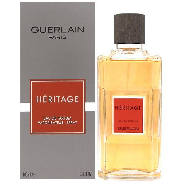 MENS FRAGRANCES - Heritage By Guerlain 3.3 Oz EDP For Men