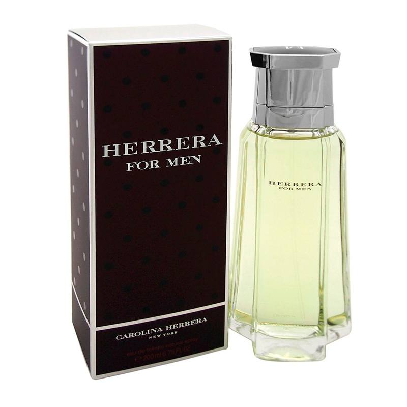 MENS FRAGRANCES - Herrera 6.7 EDT For Men
