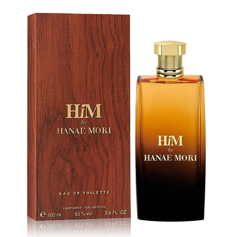 HiM 3.4 oz EDT for men
