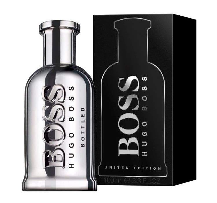 MENS FRAGRANCES - Hugo Boss Bottled United 3.3 Oz EDT For Men