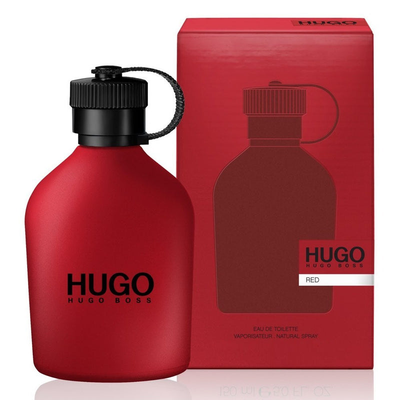 MENS FRAGRANCES - Hugo Red 6.7 Oz EDT For Men