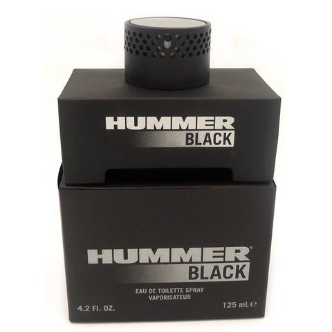Hummer Black 4.2 EDT for men