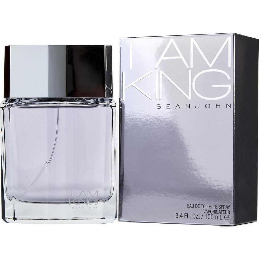 MENS FRAGRANCES - I Am King 3.4 Oz EDT By Sean John For Men
