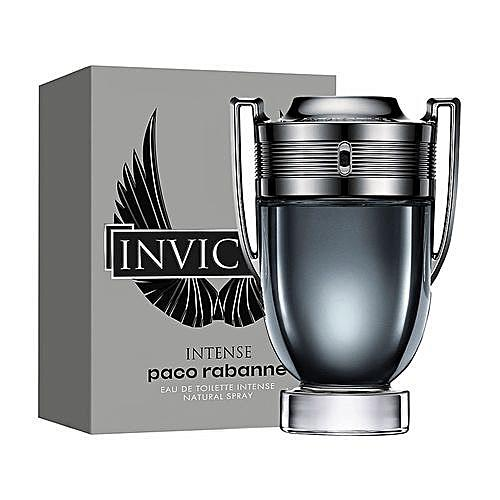 MENS FRAGRANCES - Invictus Intense 3.4 Oz EDT For Men