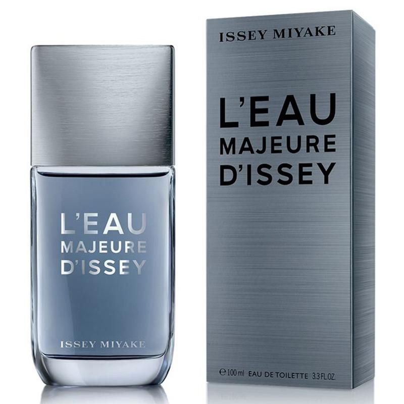 MENS FRAGRANCES - Issey Miyake L'eau Majeure D'Issey 3.3 Oz EDT For Men
