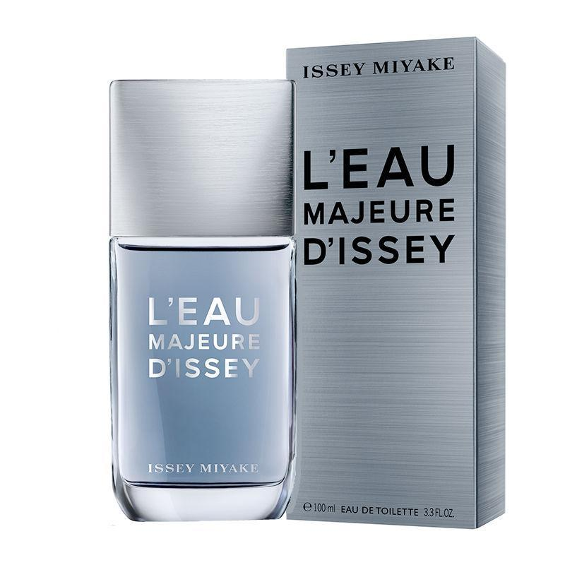 MENS FRAGRANCES - Issey Miyake L'Eau Majeure D'Issey 5.0 Oz EDT For Men