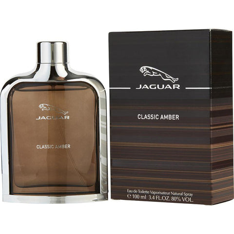 Jaguar Classic Amber 3.4 oz EDT for men