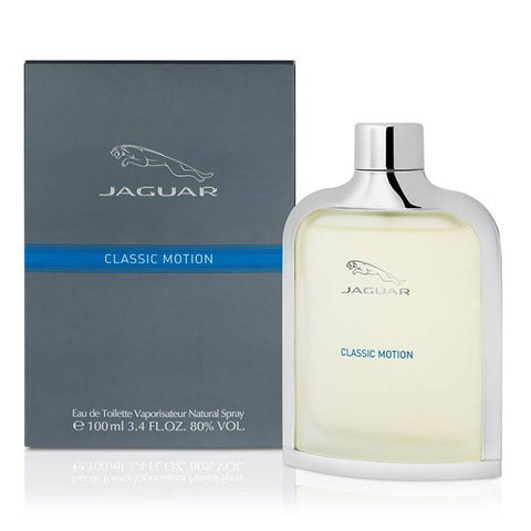 Jaguar Classic Motion 3.4 oz EDT for men