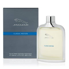 MENS FRAGRANCES - Jaguar Classic Motion 3.4 Oz EDT For Men