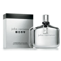 MENS FRAGRANCES - John Varvatos Platinum 4.2 Oz EDT For Men