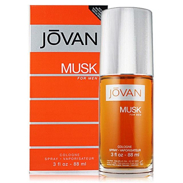 MENS FRAGRANCES - Jovan Musk 3.0 Oz For Men