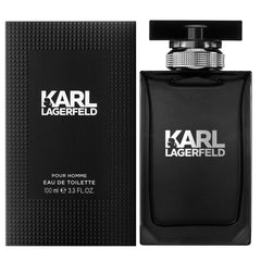MENS FRAGRANCES - Karl Lagerfeld 3.4 Oz EDT For Men