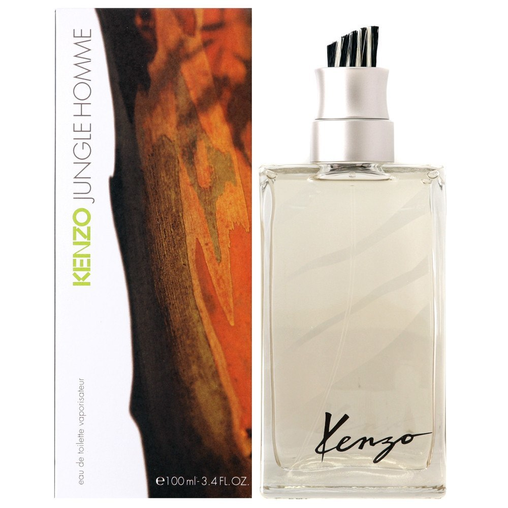 MENS FRAGRANCES - Kenzo Jungle 3.4 EDT For Men