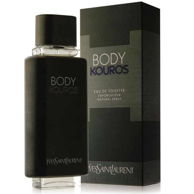 MENS FRAGRANCES - Kouros Body 3.4 Oz EDT For Men