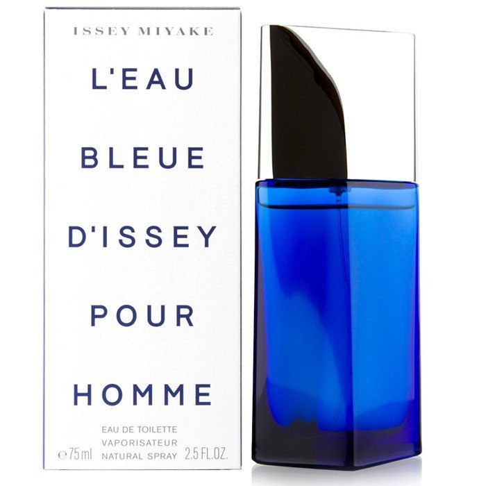 MENS FRAGRANCES - L'Eau D'Issey Bleue 4.2 Oz EDT For Men