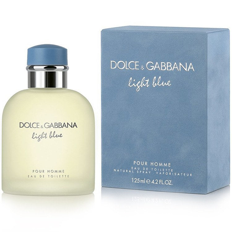 MENS FRAGRANCES - Light Blue 4.2 Oz EDT For Men