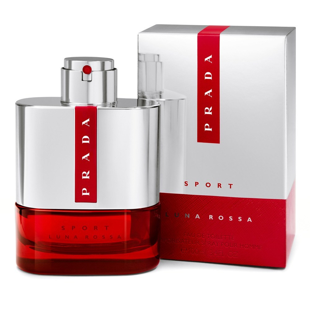 MENS FRAGRANCES - Luna Rossa Sport 3.4 Oz EDT For Men