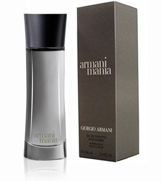 Mania 3.4 oz EDT for men