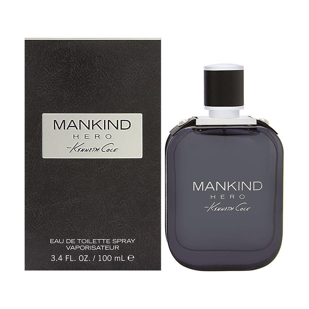 MENS FRAGRANCES - Mankind Hero 3.4 Oz EDT For Men