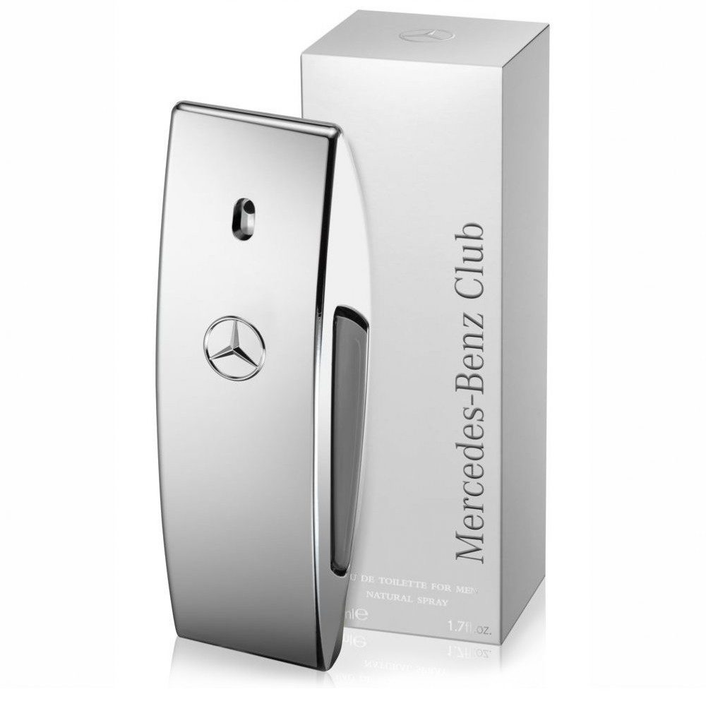 MENS FRAGRANCES - Mercedes-Benz Club 3.4 Oz EDT For Men