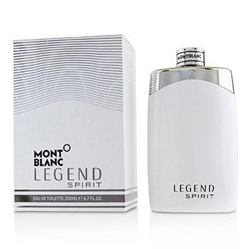 MENS FRAGRANCES - Mont Blanc Legend Spirit 6.7 Oz EDT For Men