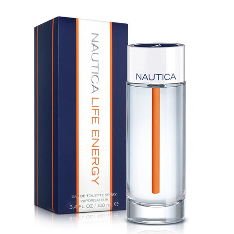 Nautica Life Energy 3.4 oz EDT for men