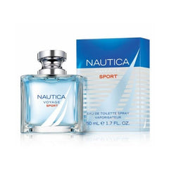 MENS FRAGRANCES - Nautica Voyage Sport 3.4 Oz EDT For Men
