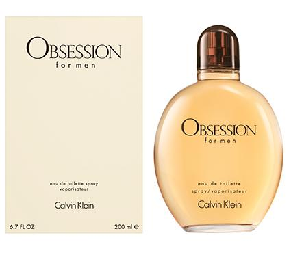MENS FRAGRANCES - Obsession 6.7 Oz EDT For Men