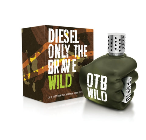MENS FRAGRANCES - Only The Brave Wild 4.2 Oz EDT For Men
