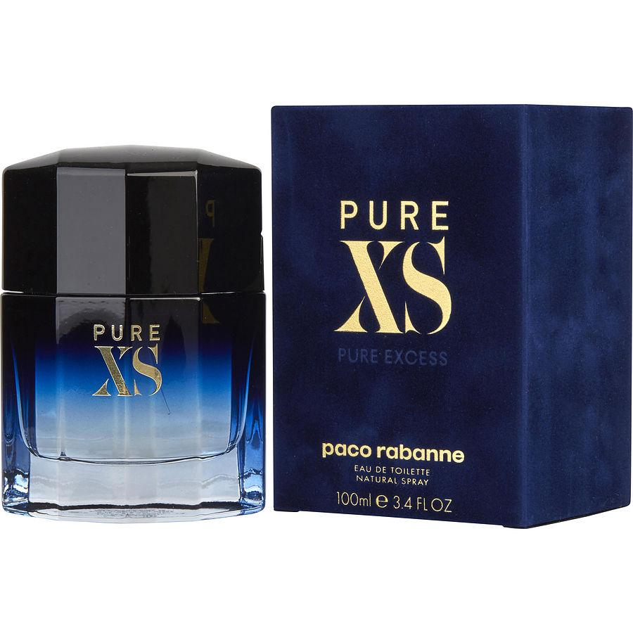 MENS FRAGRANCES - Paco Rabanne Pure XS 3.4 Oz EDT For Men
