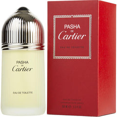 MENS FRAGRANCES - Pasha De Cartier 3.3 Oz EDT For Men