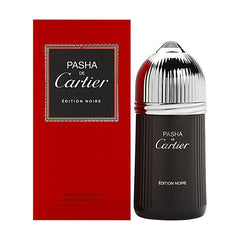 MENS FRAGRANCES - Pasha De Cartier Edition Noire 5.0 Oz EDT For Men