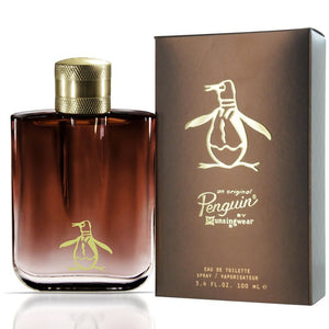 MENS FRAGRANCES - Penguin Original 3.4 EDT For Men