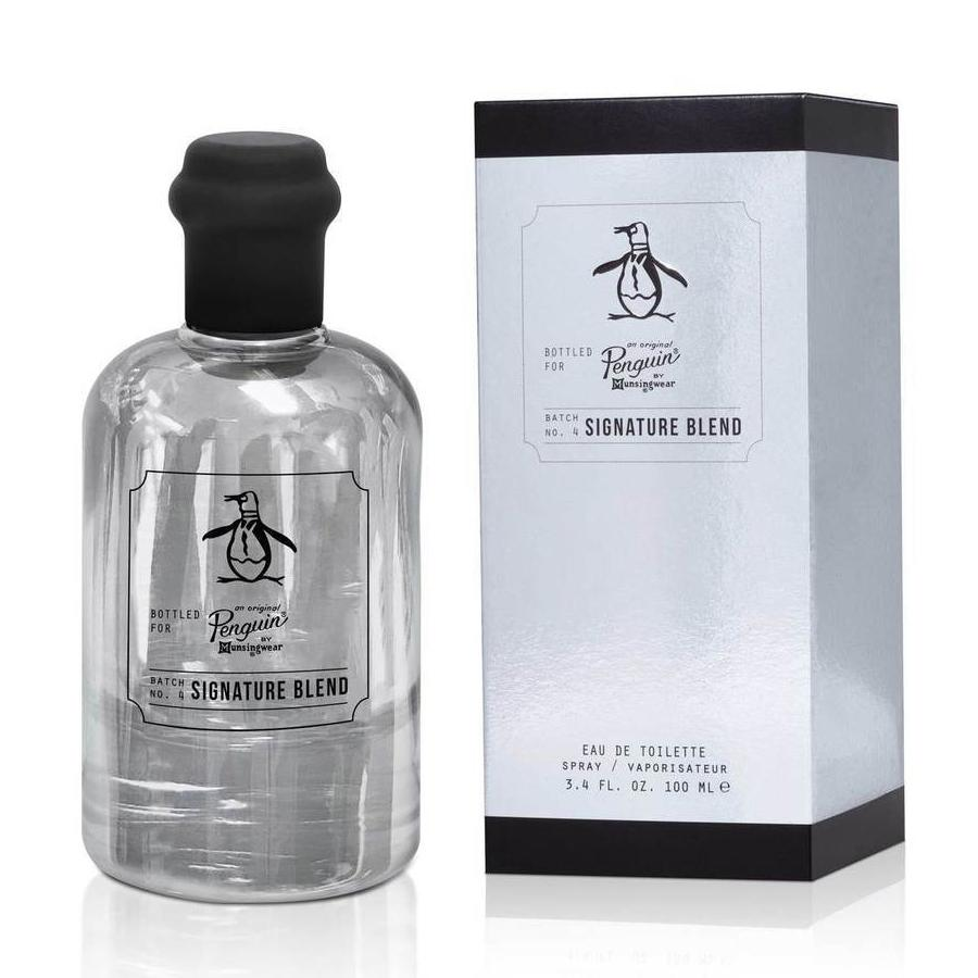 MENS FRAGRANCES - Penguin Signature Blend 3.4 Oz EDT For Men