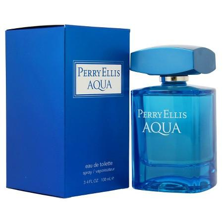 MENS FRAGRANCES - Perry Aqua 3.4 Oz SP For Men