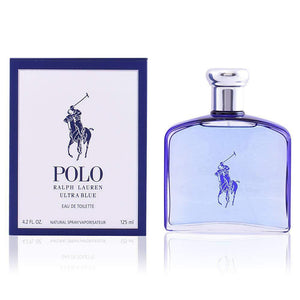 MENS FRAGRANCES - Polo Ultra Blue 4.2 Oz EDT For Men