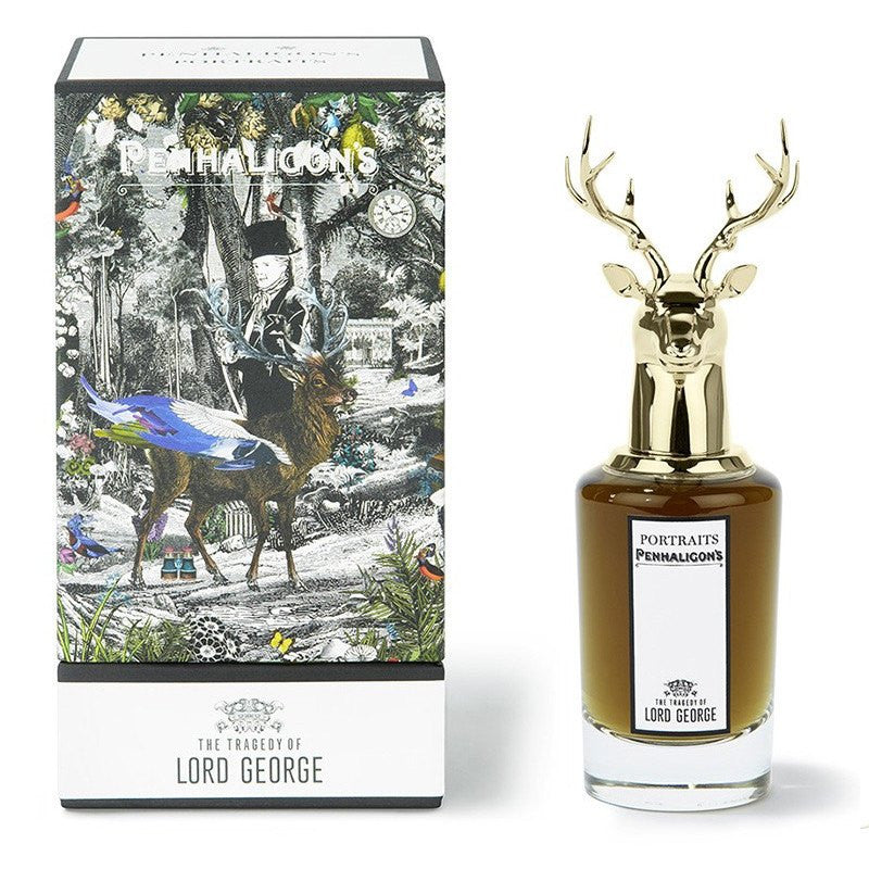 MENS FRAGRANCES - Portraits The Tragedy Of Lord George 2.5 Oz EDP For Men