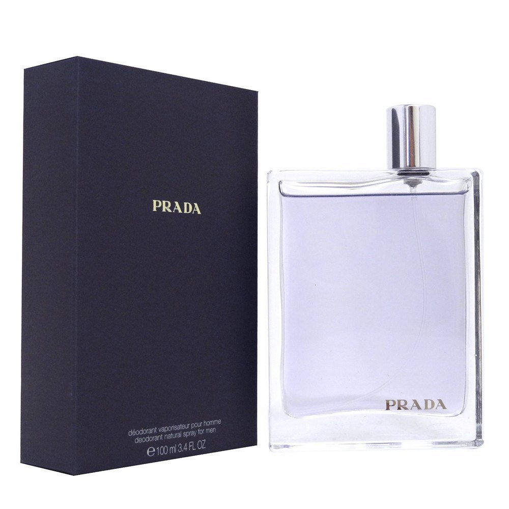 MENS FRAGRANCES - Prada 3.4 Oz EDT For Men