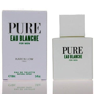 MENS FRAGRANCES - Pure Eau Blanche 3.4 Oz For Men