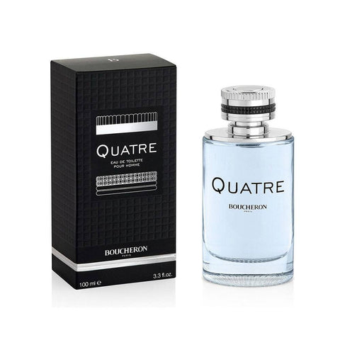 Quatre 3.3 oz EDT for men