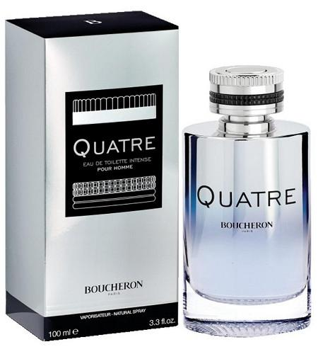 MENS FRAGRANCES - Quatre Intense 3.3 Oz For Men