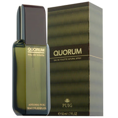 MENS FRAGRANCES - Quorum 3.4 Oz EDT For Men