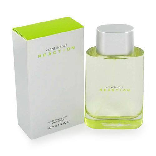 MENS FRAGRANCES - Reaction 3.4 Oz EDT For Men